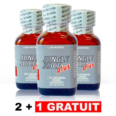Lot de 3 Jungle Juice Plus dont 1 gratuit