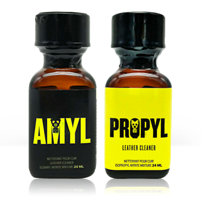 Combo Pack Amyl Propyl XL