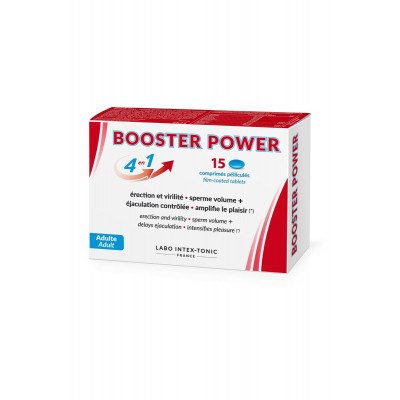 Booster Power 4 en 1 :...