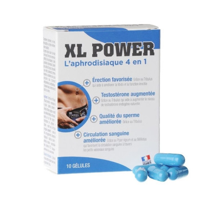 XL Power (10 gélules) -...