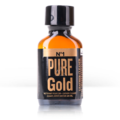 Pure Gold 24ml - Poppers...