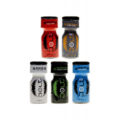 Pack Poppers Parfumés - 5 x...