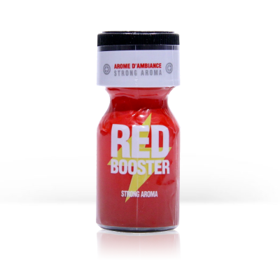 Red Booster 10ml - Poppers...