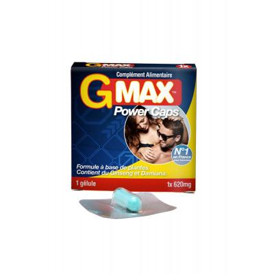 G-Max Power Caps Homme - 1...