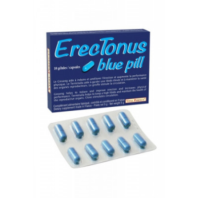 Erectonus Blue Pills - 10...