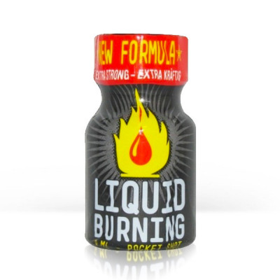 Poppers Liquid Burning -...
