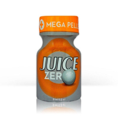 Juice Zero 9ml - Poppers...