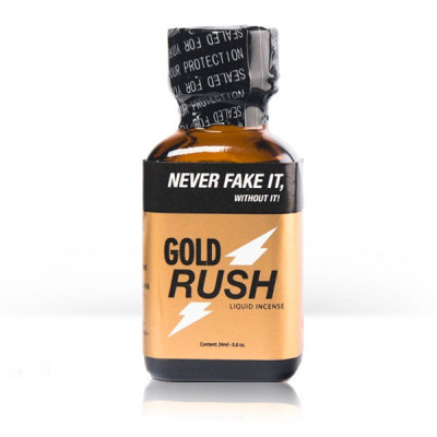 Poppers Puissant Gold Rush...