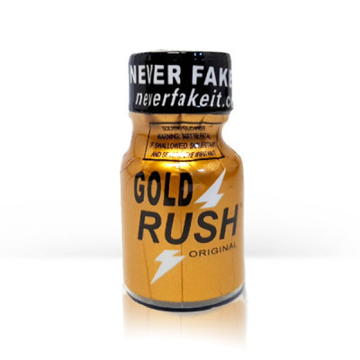 Poppers Gold Rush - Ultra Puissant
